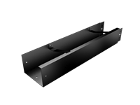 Pressed Aluminium Joggle Joint Box Gutter Length