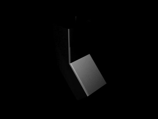 Aluminium Downpipe-Rectangular 135 Deg Swaged Bend