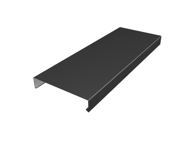 Flat Coping Length grey