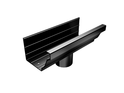 Extruded Aluminium Modern Ogee Outlet