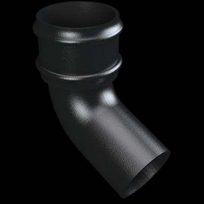 Cast Iron Round Downpipe 112 Deg Bend-Painted- web