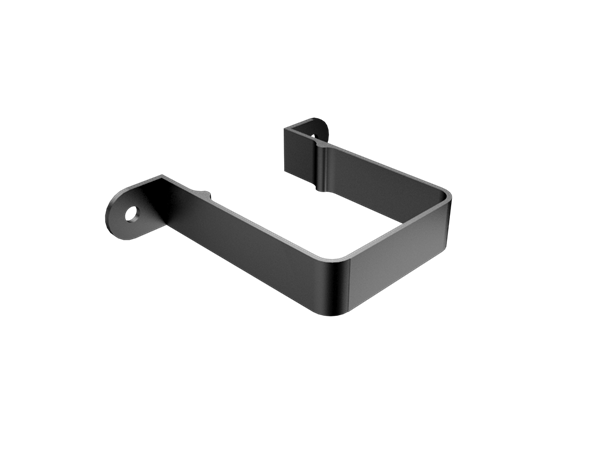 Aluminium Downpipe-Square 30mm Standoff Pipe Clip