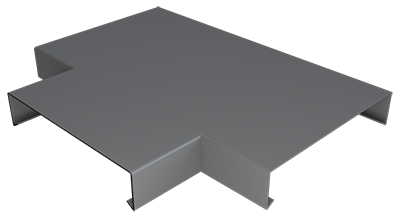 Pressed Aluminium Wall Coping T Junction_1